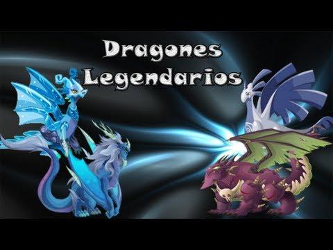 Dragon City - Como sacar a los legendarios - Incluidos Droconos y Nirobi