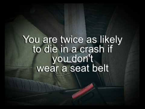 Why Wear A Seatbelt Youtube