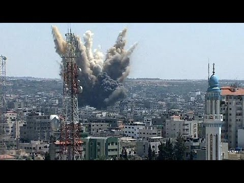 Gaza under fire as Israel-Hamas truce expires