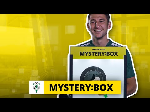 Mystery box: Jan Krob