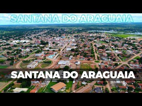 Santana do Araguaia  Pará