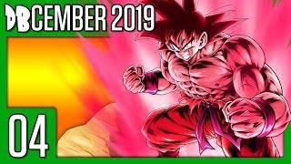 Top 12 Dragon Ball Techniques | #04 | DBCember 2019 | TeamFourStar (TFS)