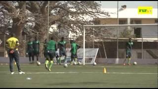 Chan 2015 | Séance du 10 mars 2015 des Lions du Sénégal U20