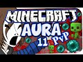MINECRAFT: AURA PVP SPECIAL ? #11 - CREEPER PING PONG! ? Let's Play Minecra