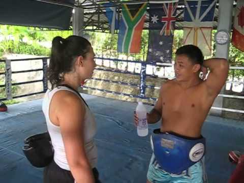 Muay Thai Training at BPG (Extended version) -- Dec2012-Jan2013.wmv Image 1