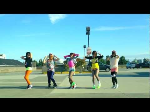 Wonder Girls-like This Dance Cover video