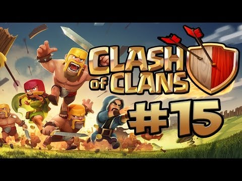 CLASH OF CLANS #15 - LUFTEINHEITEN INC ★ Let's Play Clash of Clans