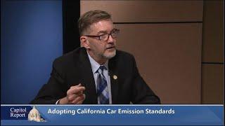 Adopting California Car Emission Standards