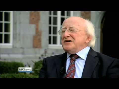 President Michael D. Higgins on the Commemoration of WW1