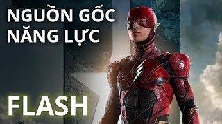 The Flash - NGUỒN GỐC & SỨC MẠNH