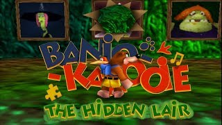 Banjo-Kazooie The Hidden Lair (Real N64 Capture)
