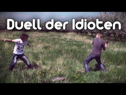 Duell der Idioten! (Video)
