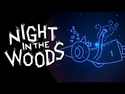 Geister und Zäune!   10   NIGHT IN THE WOODS