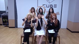 (G)I-DLE -「LATATA」(Japanese ver.) GUIDE VIDEO
