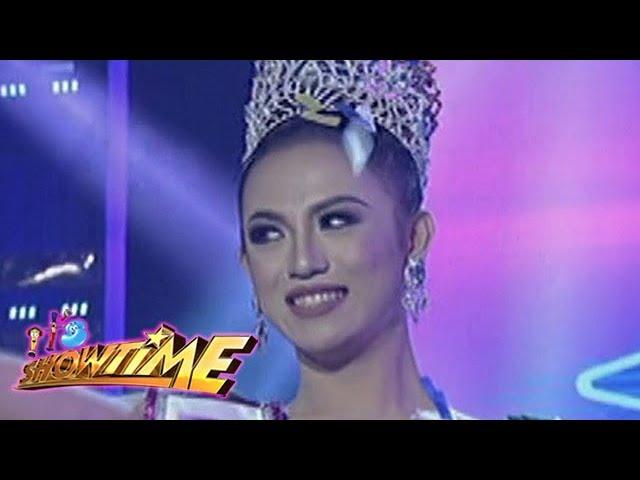 It's Showtime Miss Q & A: Bryce Montilla enters Miss Q & A semifinals!