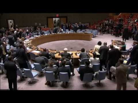 Russia Backs UN Resolution: Moscow endorses draft plan to combat terrorists