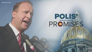 Governor Jared Polis reveals his plan to pay for full day kindergarten
