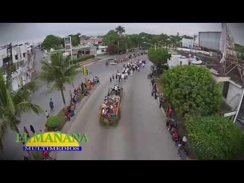 Gran desfile por la paz: en Cd. Valles