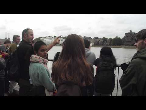 River Thames - London Trip - Water Pollution 1