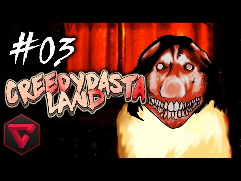 CREEPYPASTA LAND: TERROR EN DIRECTO # 3/FINAL -  #TerrorConTown