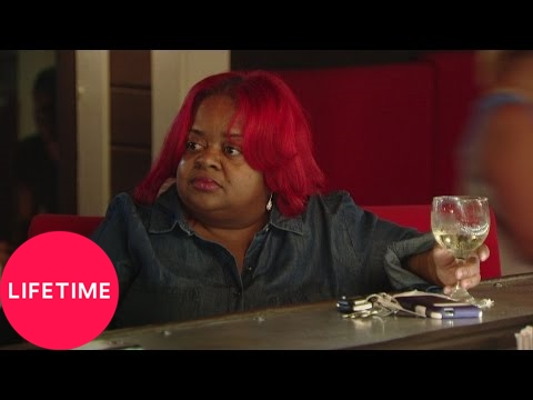 Little Women: Atlanta: Juicy Calls Minnie a Stalker (S1, E2) | Lifetime