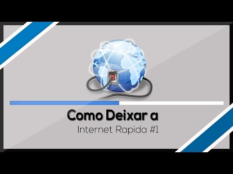 Como Deixa A Internet Mais Rapida 2014 #1 { METODO NOVO }