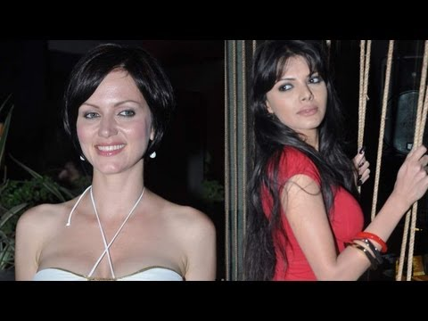 Sherlyn Chopra, Yana Gupta Turn Vegans video