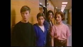 The Breakfast Club Deleted Scene