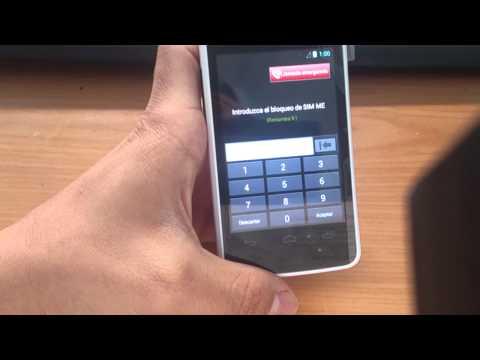 ¿Cómo liberar un teléfono Alcatel Vodafone Smart Mini V875 ?