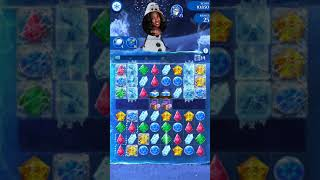 Frozen free fall game endless maps level 1919