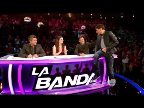 "Jaime Cruz Sings ""La Mordidita"" by Ricky Martin  La Banda Live Shows 2015"