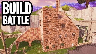 BUILD BATTLE MINI-GAME // VILLA - Fortnite: Battle Royale PLAYGROUND (Nederlands)