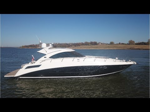 2014 540 Sea Ray Sundancer For Sale at MarineMax Dallas Yacht Center