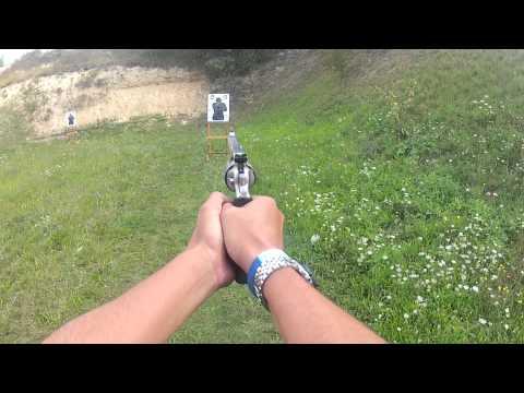 44 Magnum GOPRO headcam - .