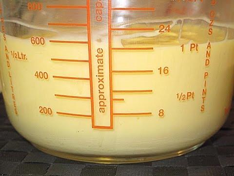 Como hacer Crema Pastelera sin grumos. Receta básica