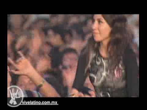 Presentación - Molotov en el Vive Latino 2009 - Changuich a la chichona