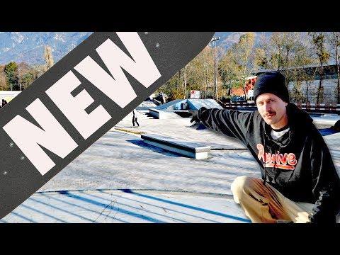 My New Local Skatepark! - Jonny Giger