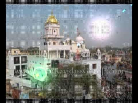 Mera Satguru Pyara Kanshi Wala 2013 Shabd {the World Shri Guru Ravidass Ji} video