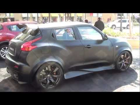 Nissan Juke-R (with the engine of the Nissan GT-R / the only one in the world)