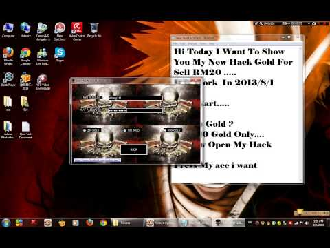 MAT GOLD HACK 2013 WORK !!! SELL ONLY)