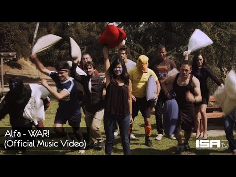 Alfa - WAR! (Music Video Premiere)