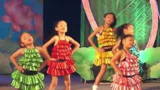 Hè về vui quá - HKP Kids - Sân khấu Sen Hồng