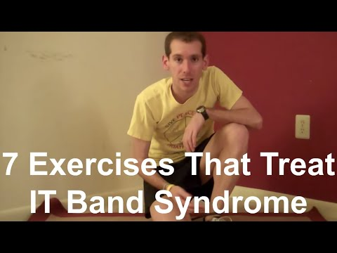 ITB Rehab Routine - Strength Running