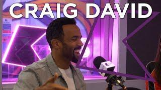 Craig David on Heartline, Jonas Blue, & more!