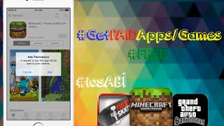 Get PAID Apps FREE From App Store on iOS 8.0+/8.4