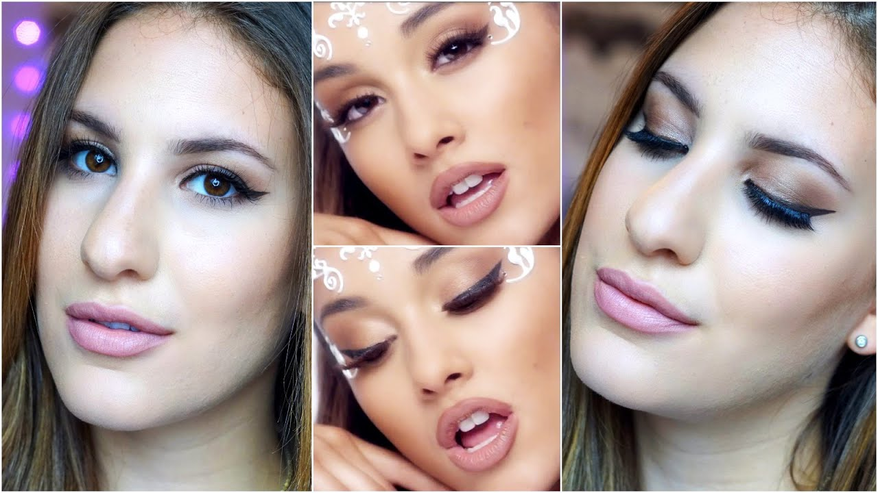 Ariana Grande - FOCUS Makeup Tutorial - Lipstick on your