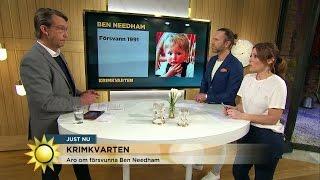 1-åring försvann -91 – nu finns ny video - Nyhetsmorgon (TV4)