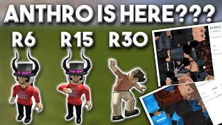 ROBLOX Anthro Has Been Added (R30)