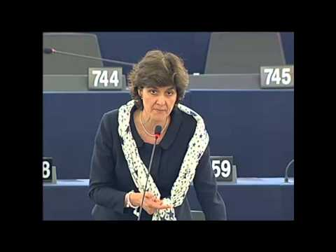 Sylvie Goulard on European Central Bank annual report (2011)