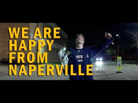 Pharrell Williams - HAPPY (We are from NAPERVILLE) by Naperville North High School